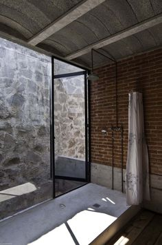 piatto doccia in cemento