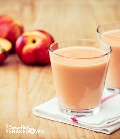 ... nectarine yogurt smoothie recipes dishmaps nectarine yogurt smoothie