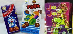Ding Dang, Tora, JoJo Chocolate Balls