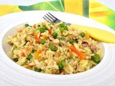 co s rýží Fried Rice, Fries, Ethnic Recipes, Fitness, Keep Fit, Stir Fry Rice, Rogue Fitness