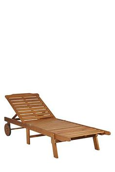 "Made from Acacia wood, our folding lounger is perfect for those lazy afternoons beside the pool.<div class=""pdpDescContent""><ul><li> Acacia Wood</li><li> Assembly required</li></ul></div><div class=""pdpDescContent""><BR /><b class=""pdpDesc"">Dimensions:</b><BR />L200xW67.5xH91 cm<br/><div><span class=""pdpDescCollapsible expand"" title=""Expand Delivery and Returns"">Delivery and Returns</span><div class=""pdpDescContent"" style=""display:none"
