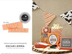 Halloween Suite - Tags, Stickers, Favor Bucket, Candle Wraps, Dessert Toppers, & Rosettes - Free PDF Printables + Instructions.