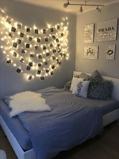 Neon Bedroom, Cute Bedroom Decor, Bedroom Decor For Teen Girls, Room Design Bedroom, Girl Bedroom Designs, Teen Room Decor, Stylish Bedroom, Room Ideas Bedroom, Cozy Teen Bedroom