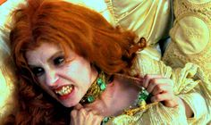 The most beautiful redhead vampire. Love her <3 / Lucy Westenra