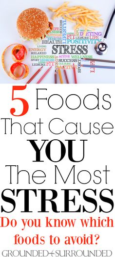 5 Foods That Cause Y