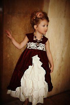 Victorian Tea Party Dress