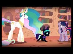 Twilight Sparkle and Nyx - You'll Be In My Heart      AWWWWWWWWWWWW