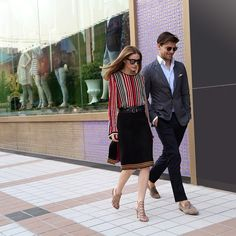 The Olivia Palermo Lookbook : Olivia Palermo at the Tommy Hilfiger flagship store in Beijing, China