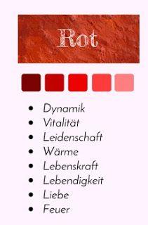 Die 9 besten Bilder von Farben Bedeutung | Farben bedeutung ...