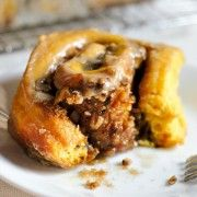 Cake Mix Cinnamon Rolls recipe from Betty Crocker