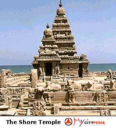 The Shore Temple. Chennai city is jam-packed with tourist attractions.  http://www.carltonleisure.com/travel/flights/india/chennai/cardiff/