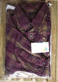 Mystery Flannel Flannel Shirt Vintage Flannel Grunge by TeesDenim