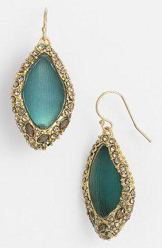 Alexis Bittar 'Lucite® - Neo Bohemian' Pavé Encased Drop Earrings on shopstyle.ca