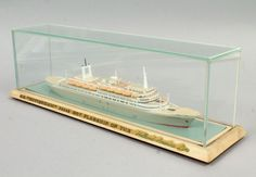 She was launched by Queen Juliana of the Netherlands in a gala ceremony on 13 September 1958, and was completed the following summer. Her career spanned forty-one years. She sailed from 1959 until her final retirement in September 2000.   eBay!