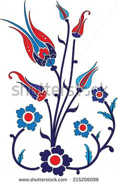 Find Turkish Tulips stock images in HD and millions of other royalty-free stock photos, illustrations and vectors in the Shutterstock collection. Lily Painting, Stencil Painting, Turkish Tiles, Turkish Art, Turkish Pattern, Islamic Art Pattern, Scandinavian Folk Art, Batik Pattern, Iranian Art