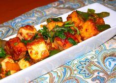 Chilli Tofu ....enough said!!