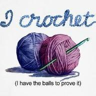 Have a Laugh or Learn to Crochet by Graph: YarnHookers.com