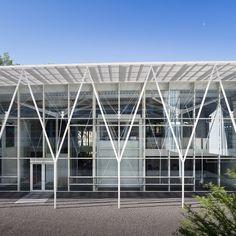 structure diamant architecture - Google Search