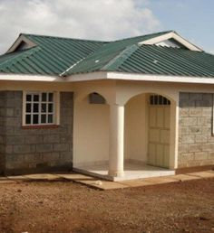 Two Bedroom House Plans In Kenya - Lovely Two Bedroom House Plans In Kenya, Simple House Design with Floor Plan Simple House Plans Faceto 1 Beautiful House Plans, Simple House Plans, Best House Plans, Modern House Plans, Modern Bungalow House, Bungalow House Plans, House Outside Design, Small House Design, House Designs In Kenya