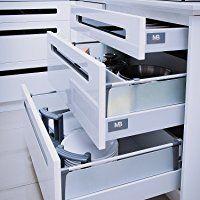 So Tech Schubkastensystem Grau Schubladen Mobelbeschlage Schubladenauszug