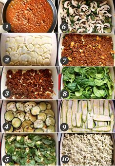 I make with grass-fed mince versus regular grain-fed and I can say with outmost certainty that the grass-fed beef based sauces are more delicious. The rest is just good fresh produce and a bit of patience as it does take a little while to assemble all the layers. It's a good recipe to make on the weekends and you can get you kids or partner involved in preparing all the layers.