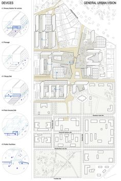 Liepaja: Urban regeneration in Karosta Masterplan, Research Lab, Grenada, Up, Floor Plans, Dessert, Urban, Design, Granada
