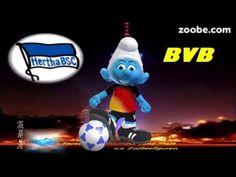 Hertha BSC gegen BVB der Bessere gewinnt#FußballTOP Spiel, Schlümp...