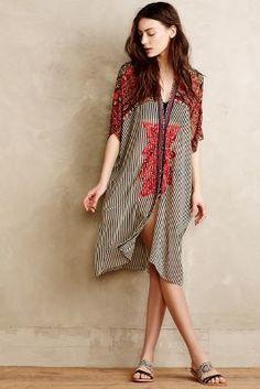 Ranna Gill Agni Kimono Cover-Up #anthroregistry