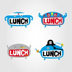 Logo de Lunch media