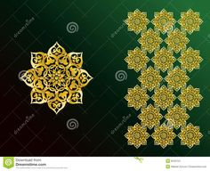 Arabic Ornaments Stock Images - Image: 6245724