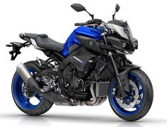 The 2016 Yamaha MT-10: An Ultra-Modern Middle Finger To Whimsical Retro Design