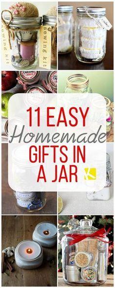 Mason Jar Crafts – How To Chalk Paint Your Mason Jars - Imporing Mason Jars, Mason Jar Gifts, Gift Jars, Gifts In Jars, Jar Crafts, Bottle Crafts, Diy Gifts For Christmas, Christmas Mom, Xmas