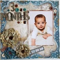 A Project by jolainef from our Scrapbooking Gallery originally submitted 05/24/10 at 09:30 PM