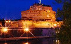 beautiful castles: Castel Sant'Angelo, Rome