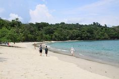 Manuel Antonio Beach is one of the most beautiful beaches in Costa Rica!