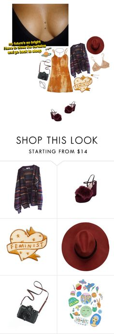 """""""honey"""" by higherbrain ❤ liked on Polyvore featuring DaBaGirl, Madewell and Chanel"""