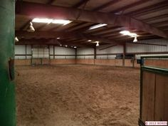 New horse property on Ok. For sale on HPI