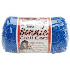 Brand New Bonnie Macrame Craft Cord 6mm X 100yd-Royal Blue Brand New a1b2d2 http://www.amazon.com/dp/B00WC3KFW6/ref=cm_sw_r_pi_dp_TsiBvb07ASTS8