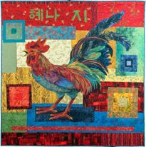 Year of the Rooster by Susan Carlson