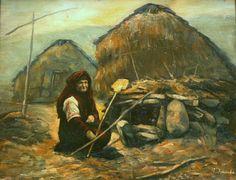 Μια αρχαιοελληνική φυλή είναι οι Σαρακατσαναίοι που οι ρίζες της χάνονται στα βάθη των αιώνων.