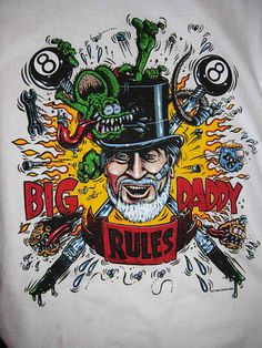 Rat Fink | COOL STUFF RAT FINK ED BIG DADDY ROTH PAGE