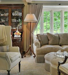 Antique Elements - Drawing Room