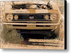 Ss  Madness Canvas Print / Canvas Art By Jeff Monk