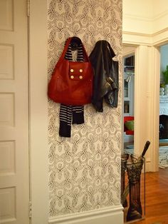 Hygge & West knots in entryway