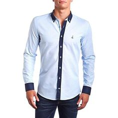 Passion Blue Slim Fit Dress Shirt  ||  Passion Blue Andriali Slim Fit Dress Shirt. $129.00Free Shipping Built from 100% cotton oxford clothMade in Turkey This shirt has everyone's favorite modern tou https://www.mymallmetro.com/products/passion-blue-slim-fit-dress-shirt?utm_campaign=crowdfire&utm_content=crowdfire&utm_medium=social&utm_source=pinterest