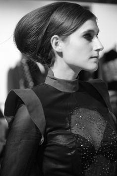 Studio Mode Paris // Fashion School  Fashion Show - December 2013