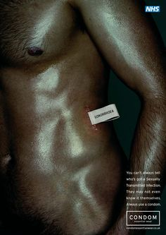 Adeevee - Coi/Department Of Health Adult Sexual Health Awareness: Chlamydia Label, Gonorrhoea Label Public Service Announcement, Awareness Campaign, Social Awareness, Health Department, Creative Advertising, Printing Labels, Advertising Campaign, Ads, Alzheimers