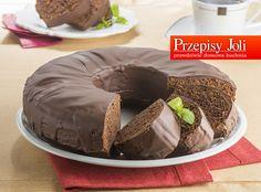 MURZYNEK W POLEWIE CZEKOLADOWEJ - cudownie czekoladowe ciasto, które piekę od lat. Ciasto jest idealne, miękkie i czekoladowe.