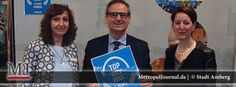 "(AS)  ""Top City 2015"" Amberg auf der Freizeitmesse Nürnberg - http://metropoljournal.de/?p=8892"