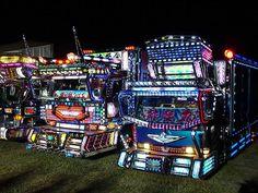 Decoration Truck
